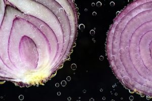 Onion - Effective home remedy for hair loss